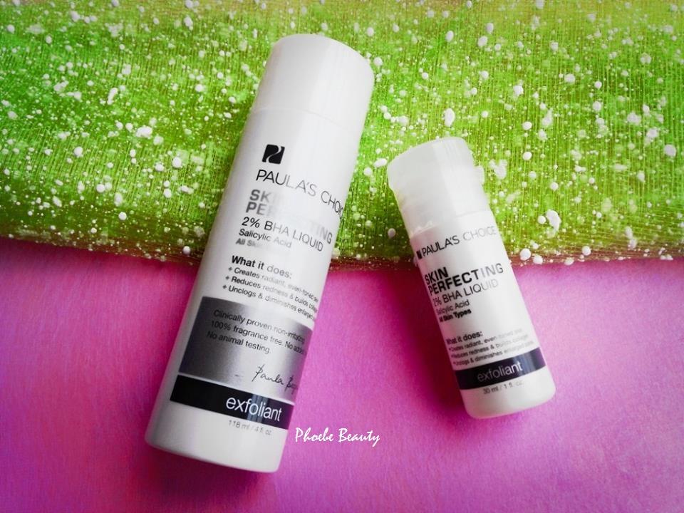 Review Paula's Choice- Skin Perfecting 2% BHA Liquid